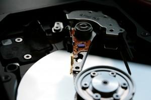 Recupero dati hard disk caduto