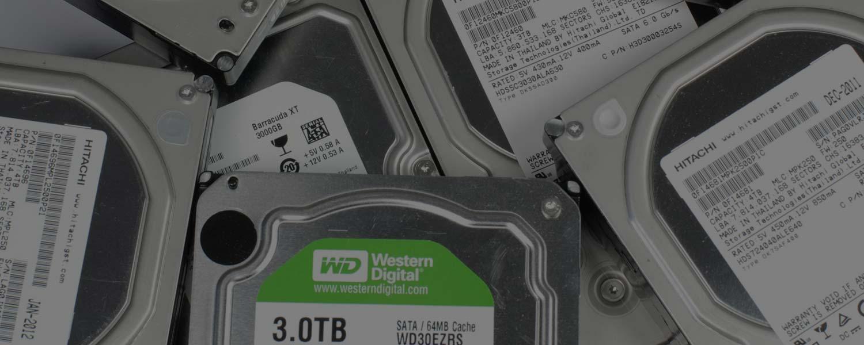 Recupero Dati Hard Disk IDE, SATA, SAS o SCSI
