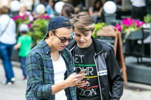 capire la personalità di un individuo in base alla scelta dello smartphone